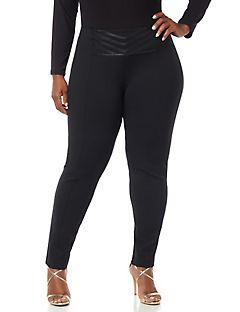 Curvy Collection Ponte Pant