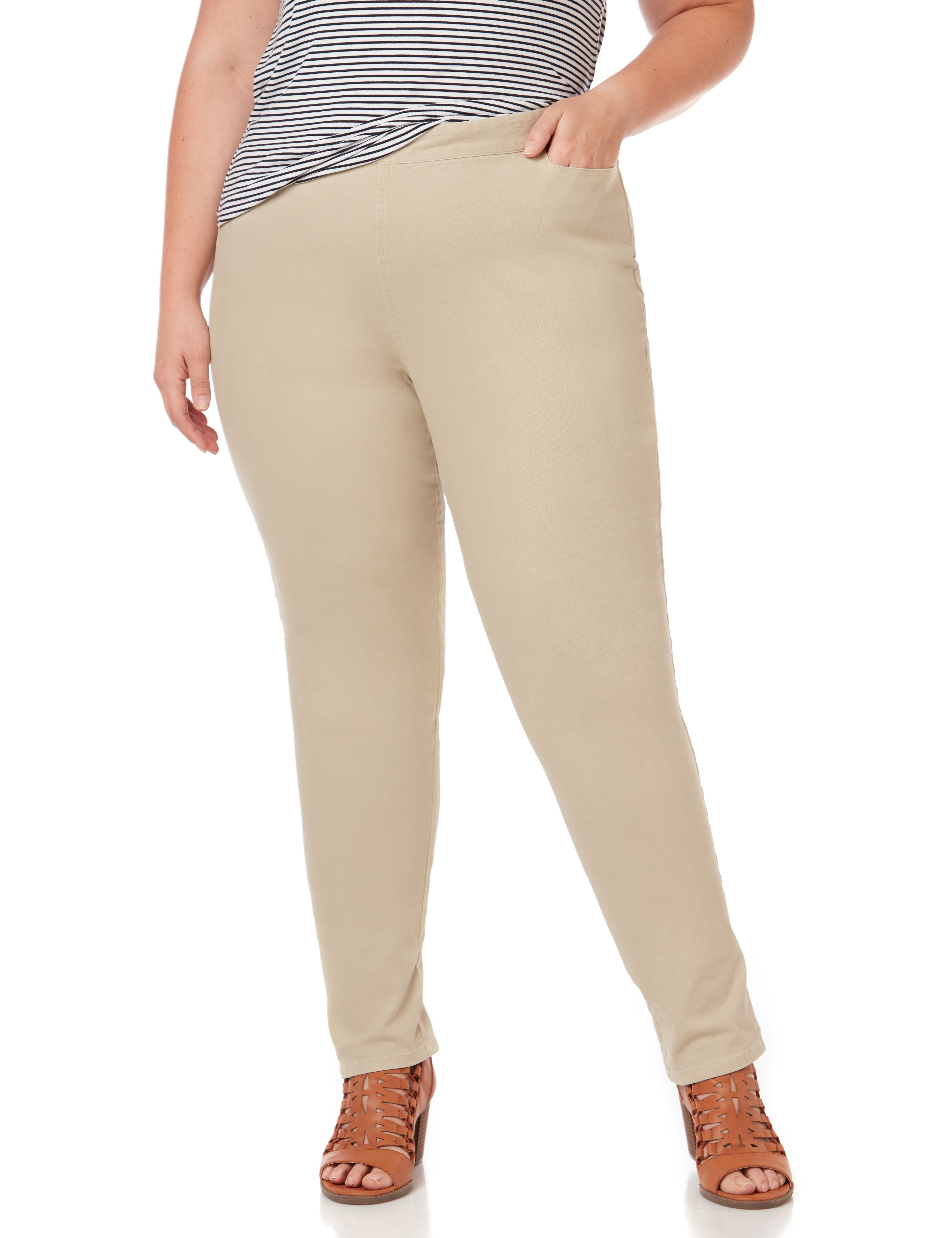 Essential Flat Front Pant 1083634 Essential Twill Leg Updated MP-300082788