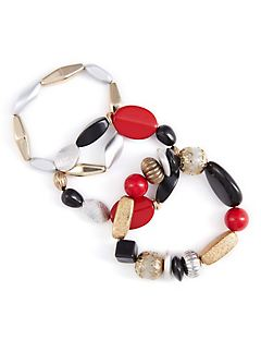 Crimson Dream Bracelet Set