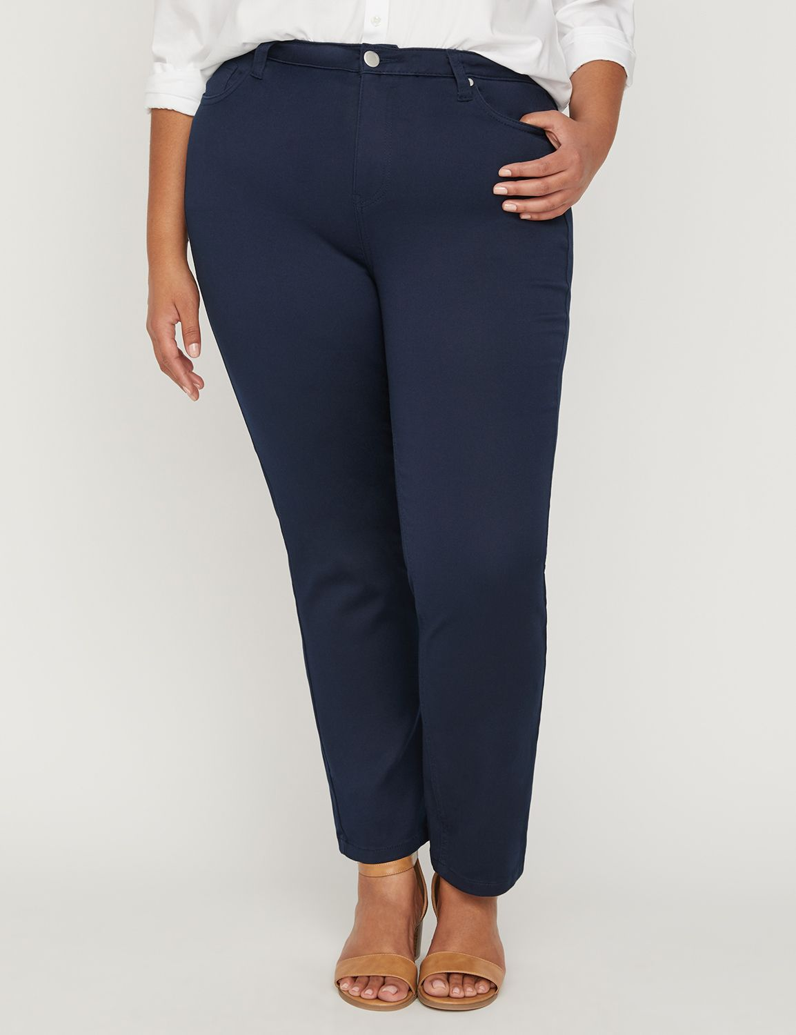 Modern Sateen Stretch Pant Done MP-300083343