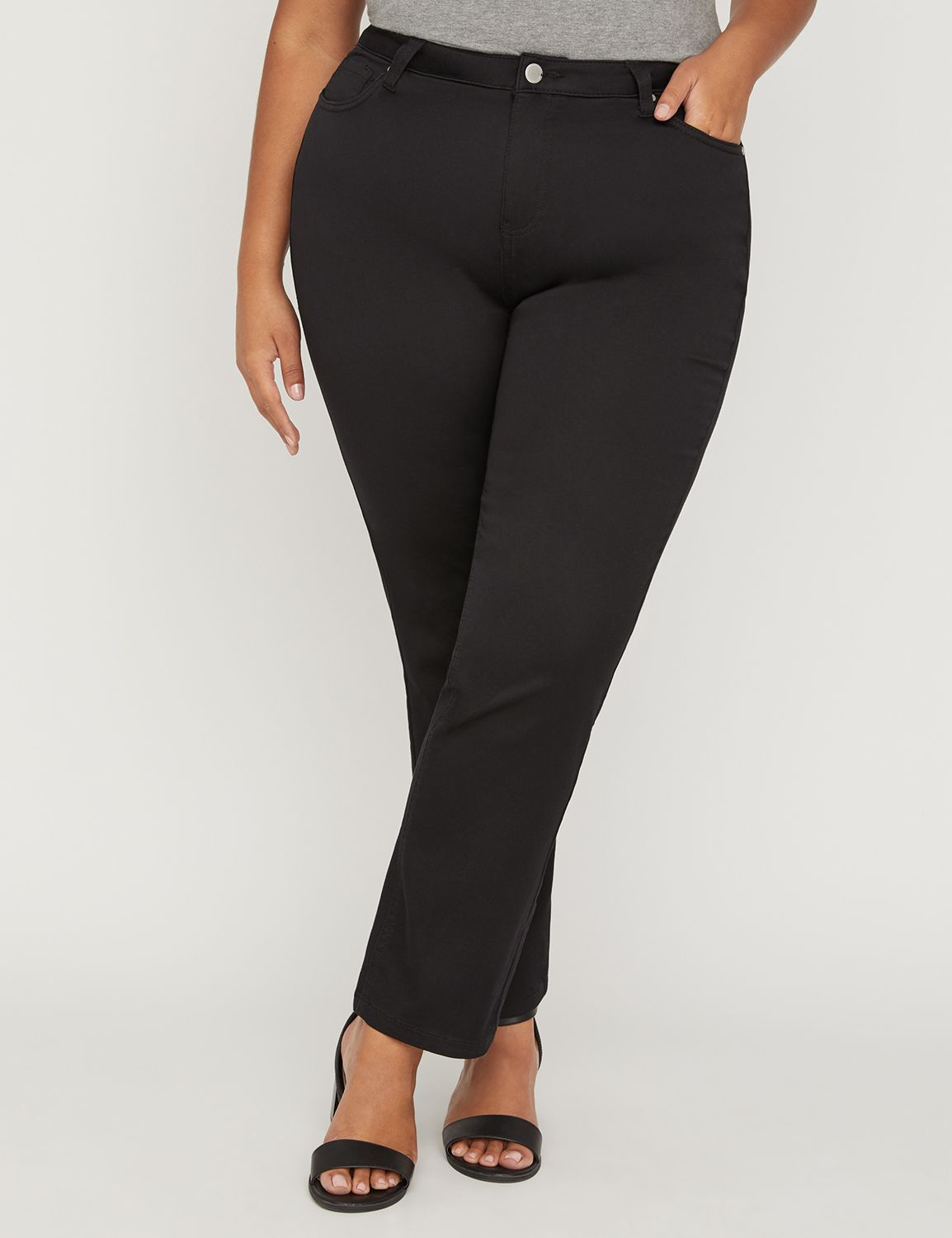 Modern Sateen Stretch Pant Done MP-300083341