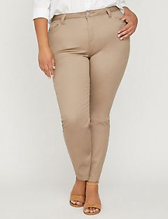 Modern Sateen Stretch Pant