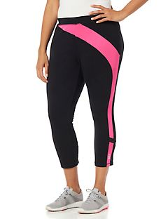 Colorblock Legging Capri