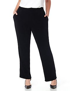 Sleek Stretch Metro Pant