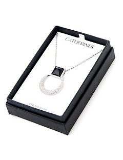 Cubic Zirconia Illumination Necklace