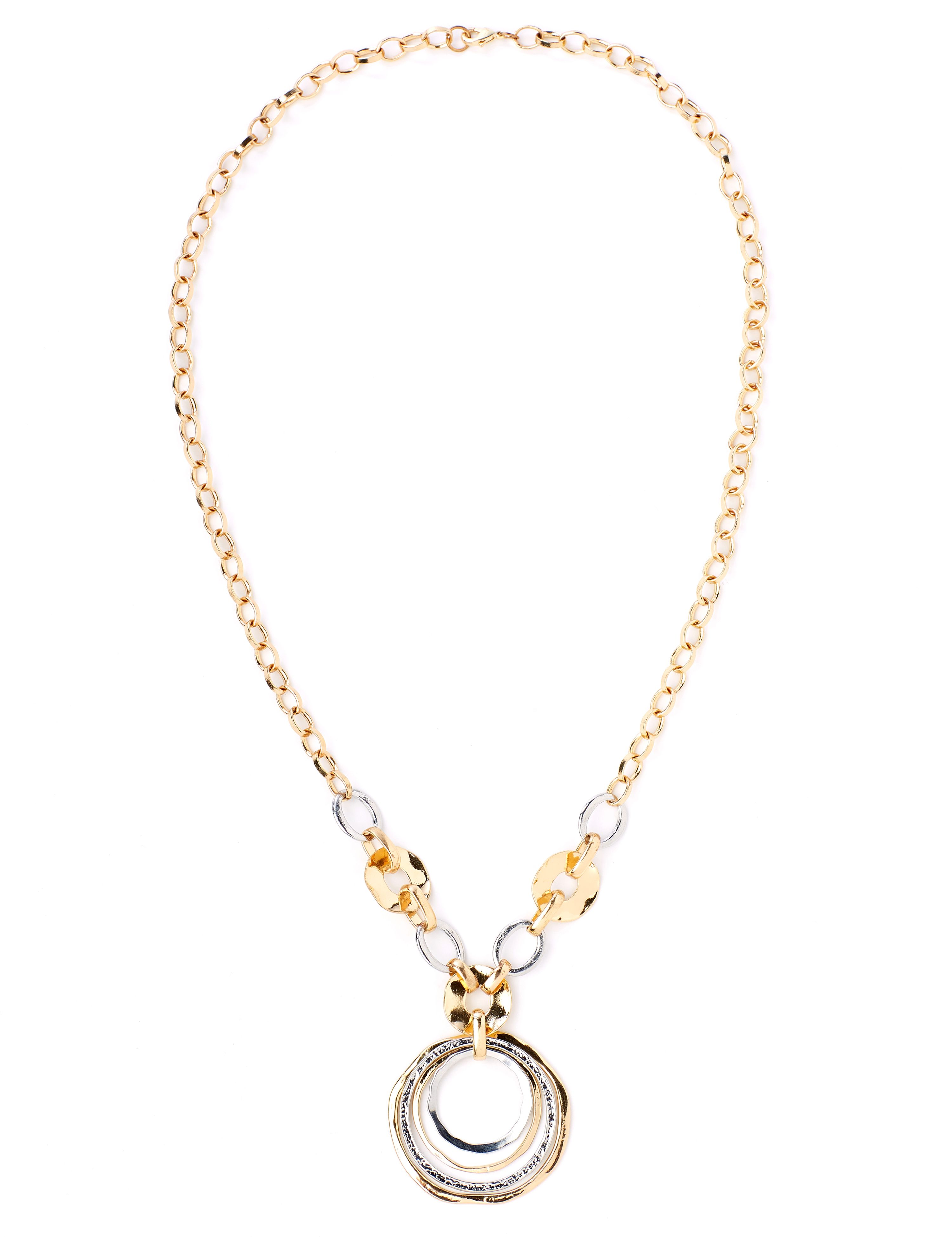 In The Loop Necklace 300085542