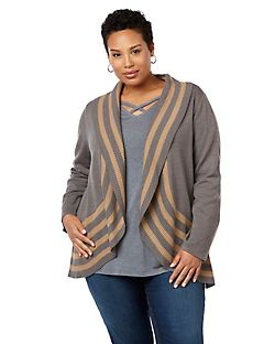 Autumn Cocoon Cardigan