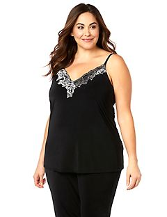 Midnight Serenade Sleep Cami