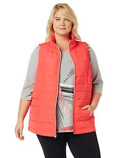 Embrace The Day Puffer Vest