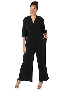 Showstopper Jumpsuit with Sleeves