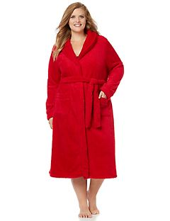 Simple Joys Plush Robe
