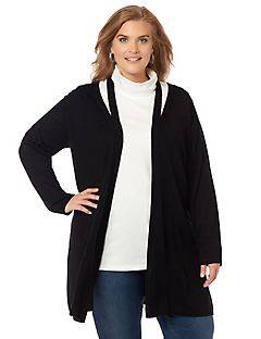 Next-Level Cutout Cardigan