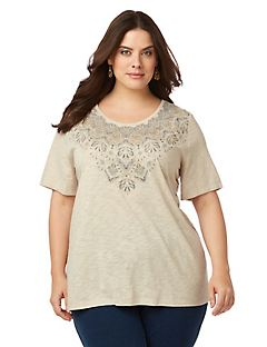 Chandelier Short-Sleeve Tee