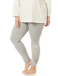 French Terry Sleep Legging