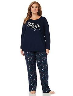 Star Gazer Pajama Set