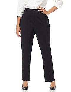 Superior Stretch Slim Leg Ponte Pant