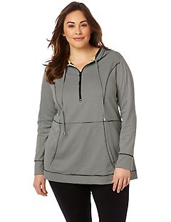 Half-Zip Active Jacket