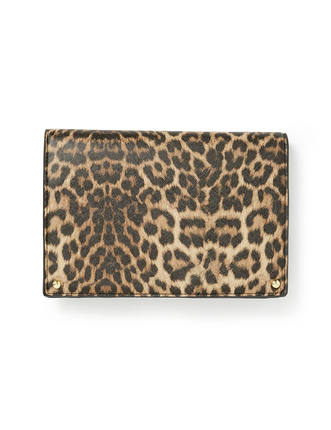 Leopard Print Clutch Leopard Handbag w/ Chain MP-300092158