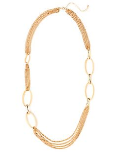 Oval Elegance Necklace