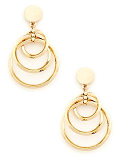 Chic Circles Earrings