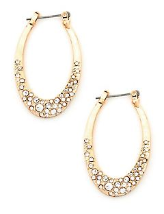 Sparkly Statement Earrings