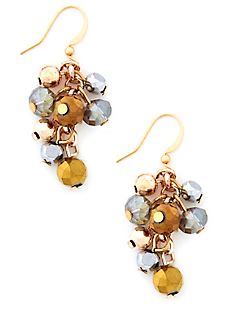 Simply Regal Earrings