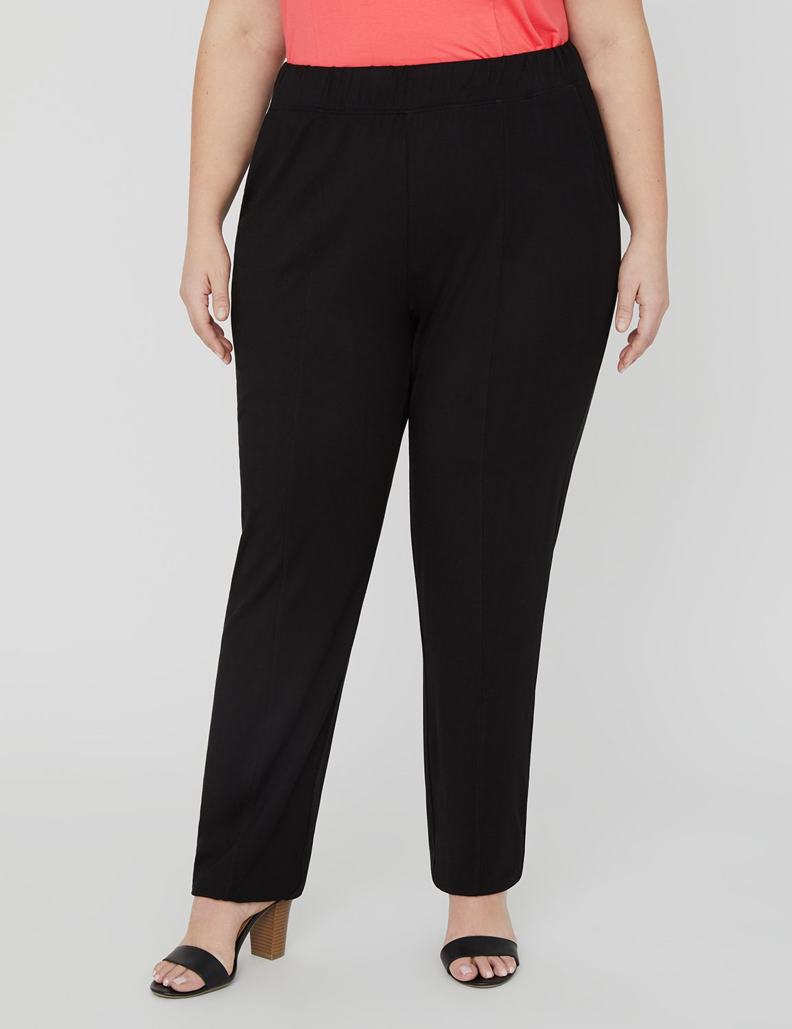 AnyWear Straight-Leg Pant 1088660 Anywear Rayon Span Straight MP-300094797