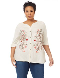 Garden Bloom Top