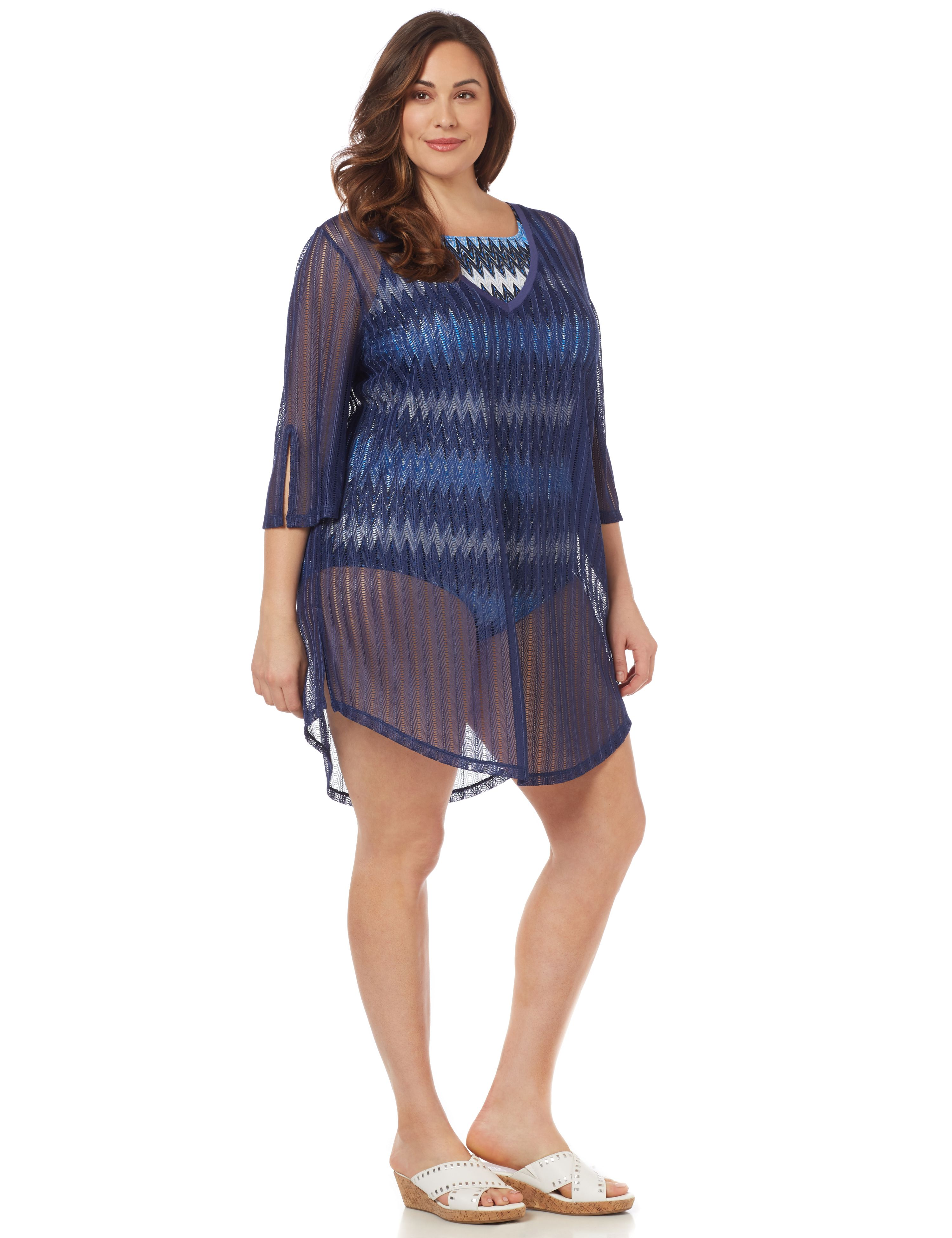 Crochet Cover-Up 1088500- Crochet Cover Up - 38
