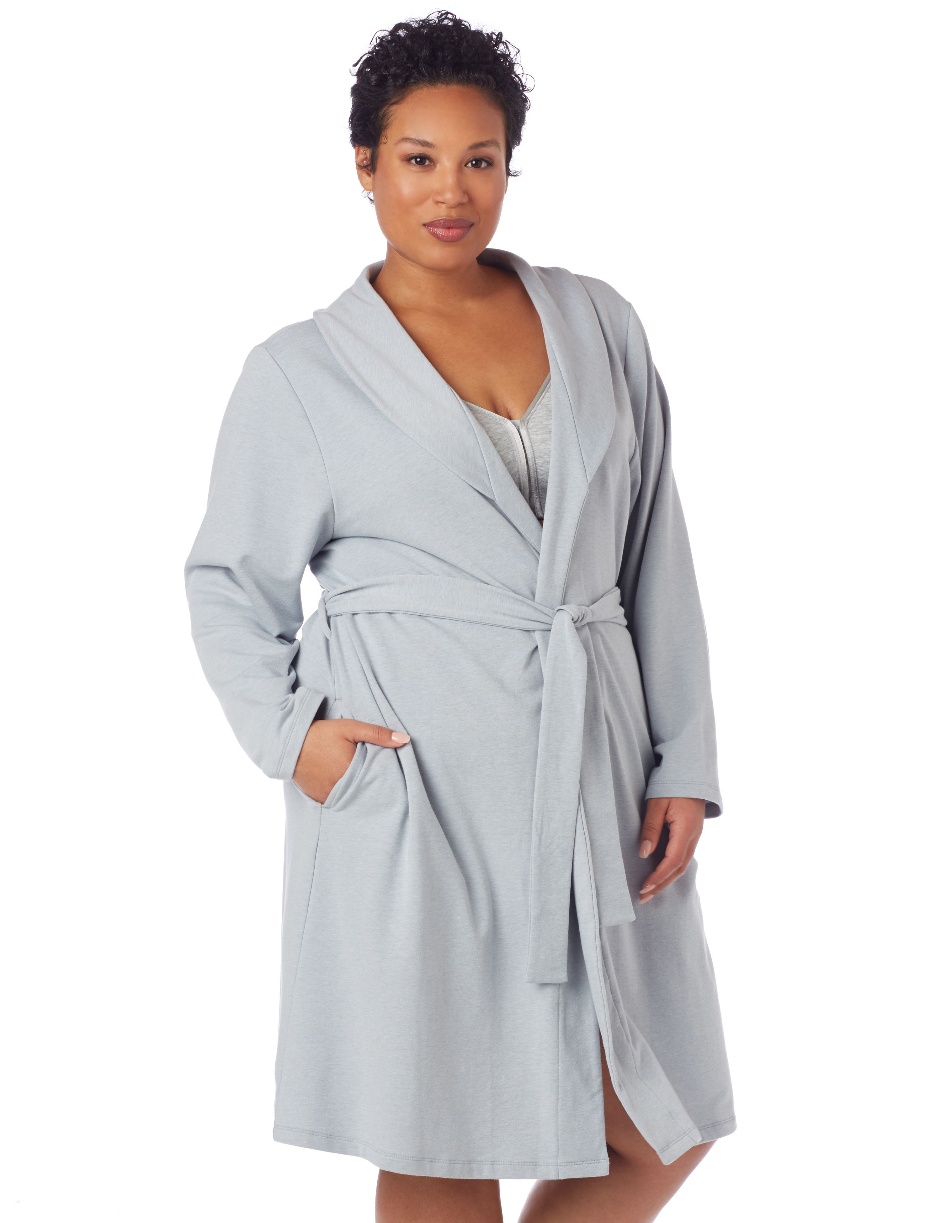French Terry Robe Done MP-300095830