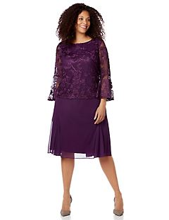 Plus Size Formal & Special Occasion Dresses | Catherines
