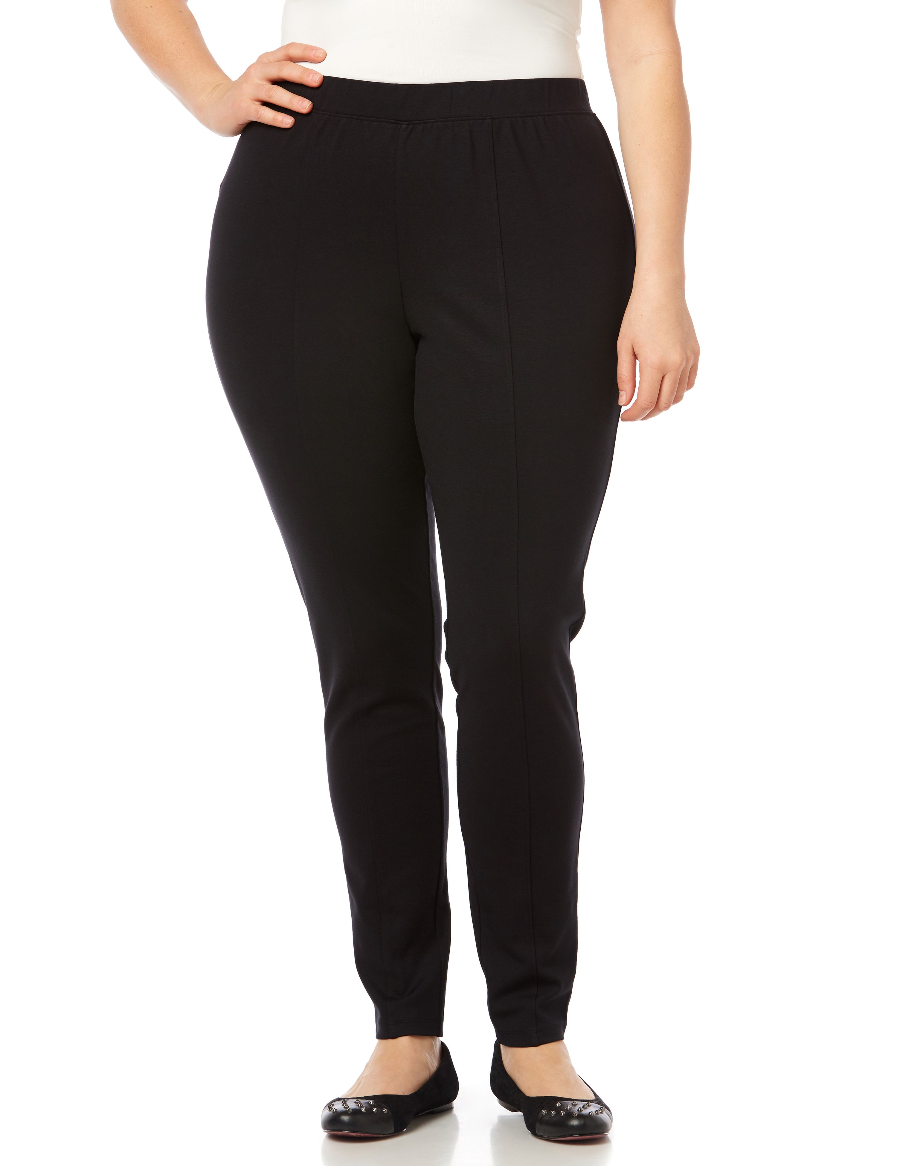 Seamed Ponte Legging 1092625 SEAMED FRONT PONTE LEGGING MP-300096578