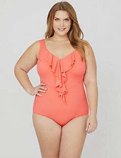 Siren Song Tummy Control Swimsuit