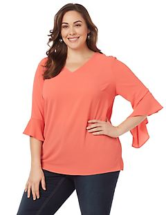 Double Flare Top