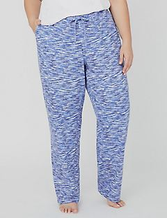 Spacedye Terry Sleep Pant