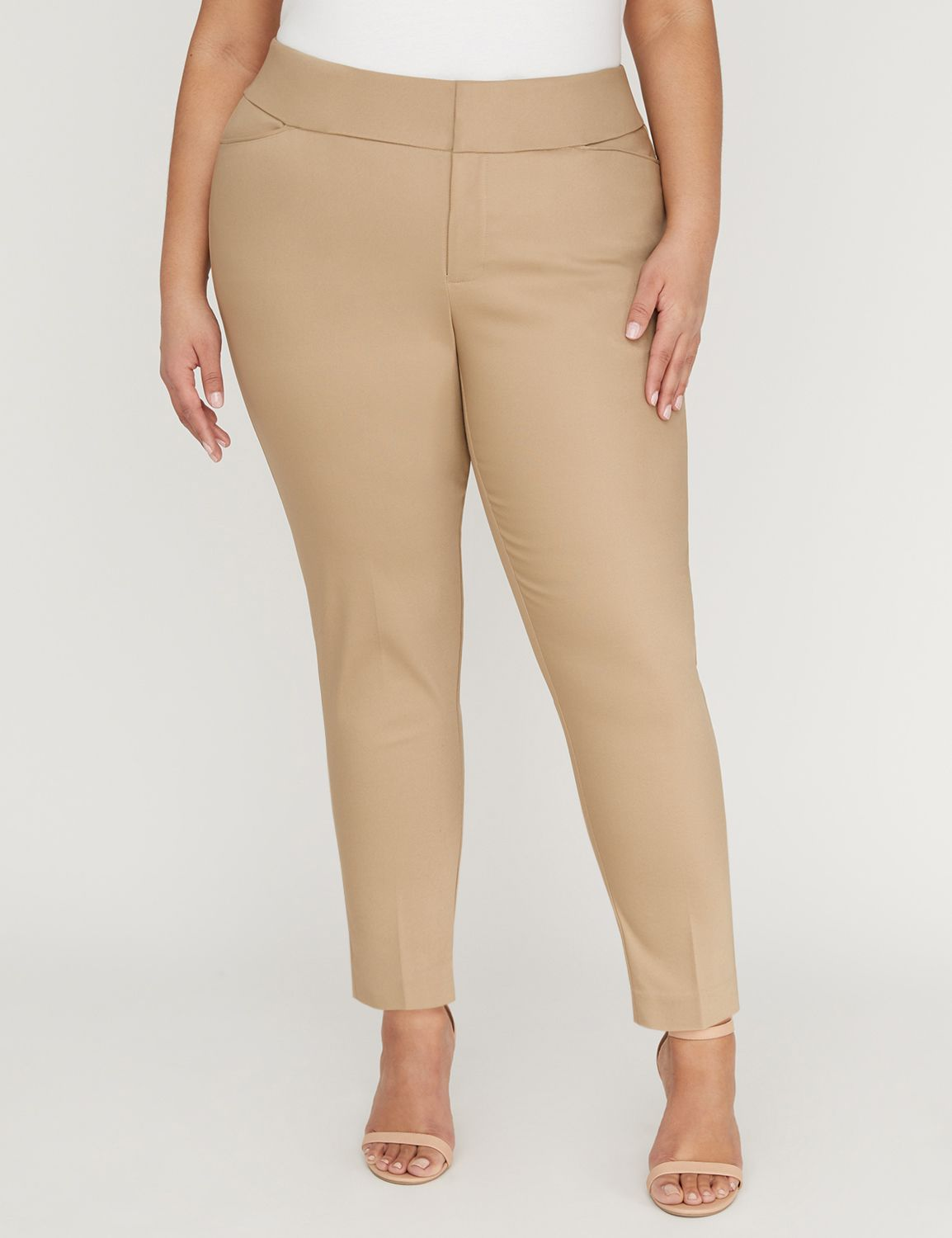 Updated Modern Stretch Ankle Pant 1087775 MODERN STRETCH WIDE WAISTBA MP-300097575