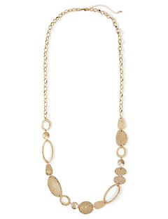Touch of Texture Necklace