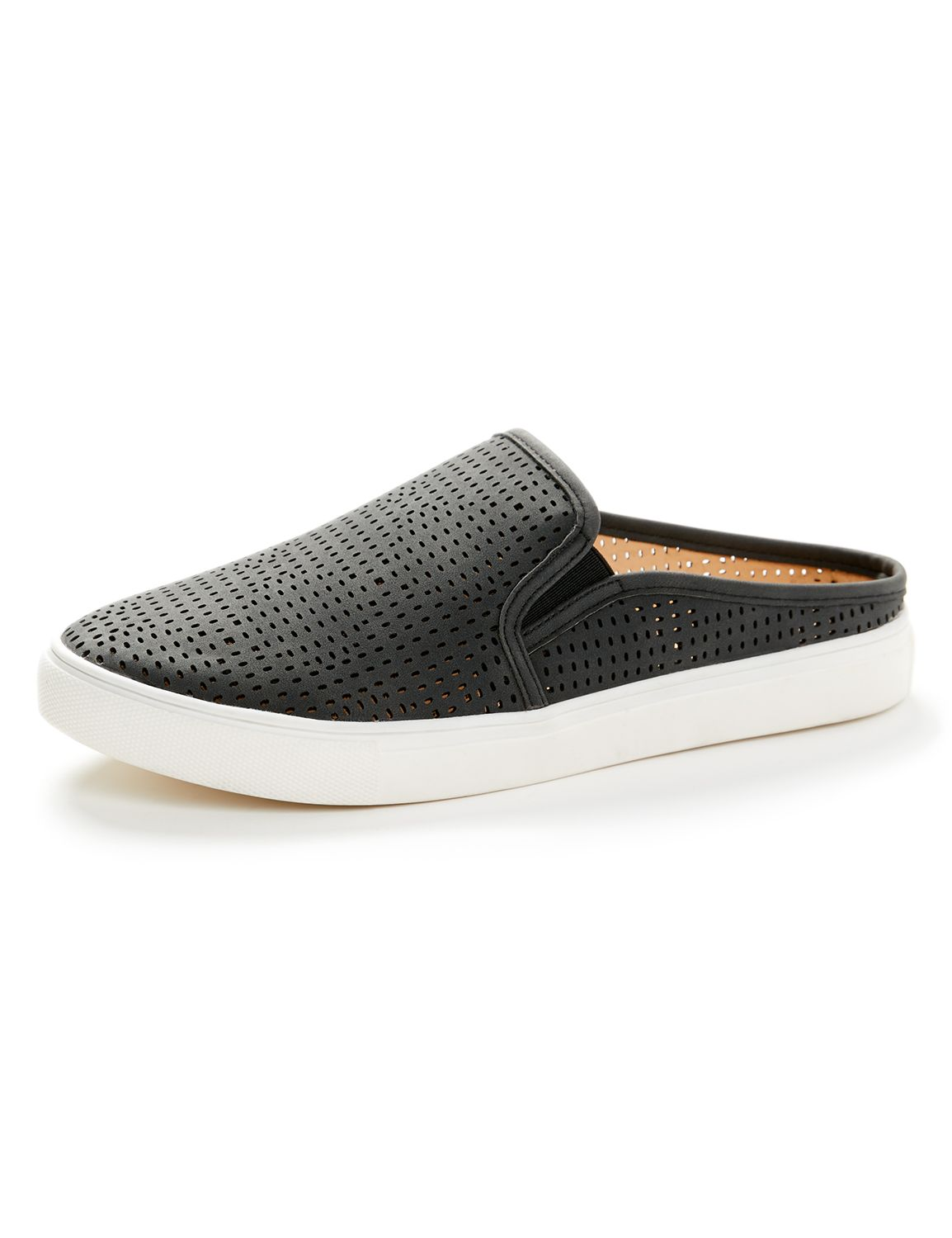 Good Soles Slip-On Sneaker Perf Slip On Sneaker M24813 MP-300097773