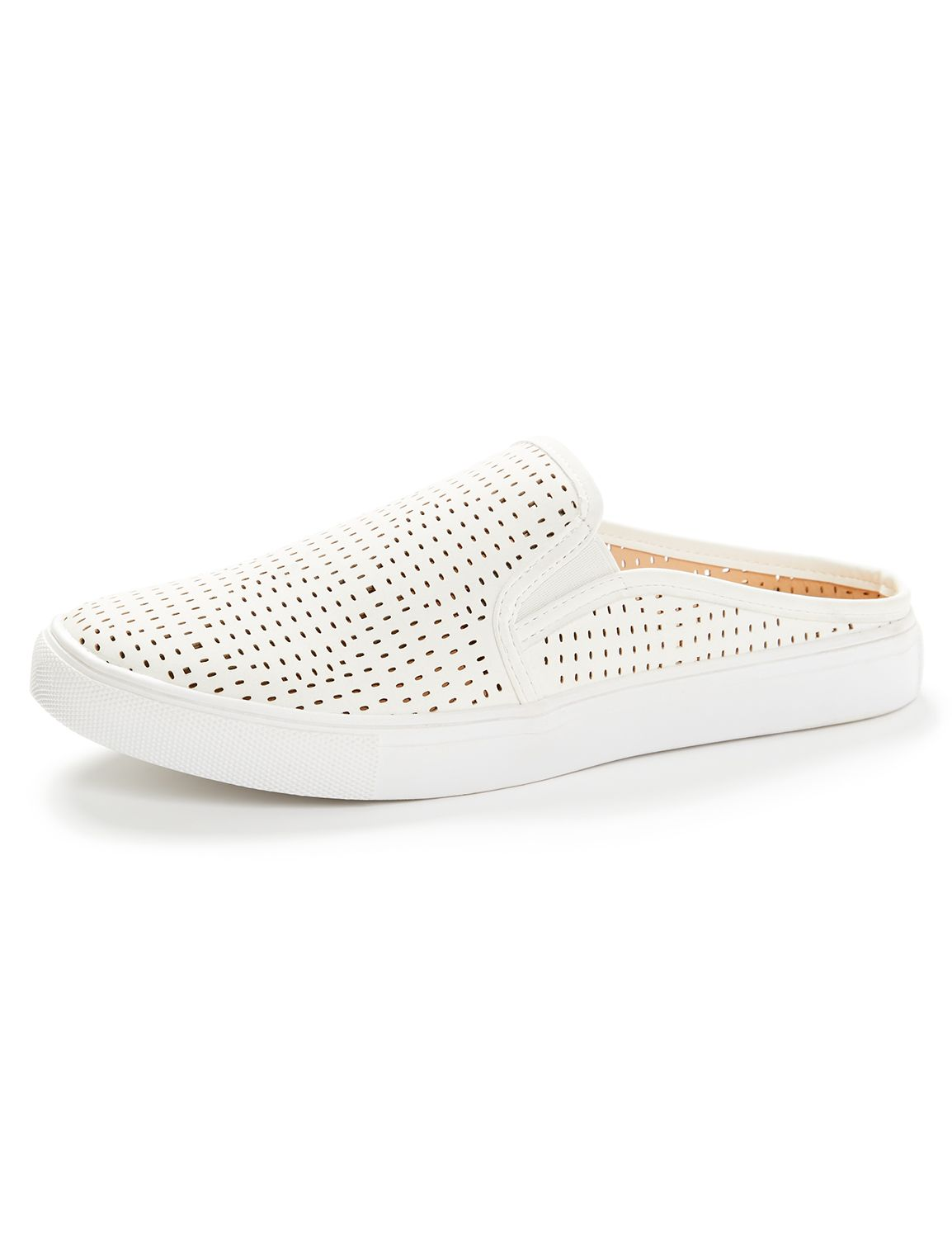 Good Soles Slip-On Sneaker Perf Slip On Sneaker M24813 MP-300097783