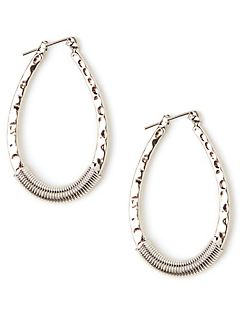 Style Center Earrings