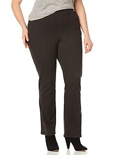Luxe Pull-On Pant