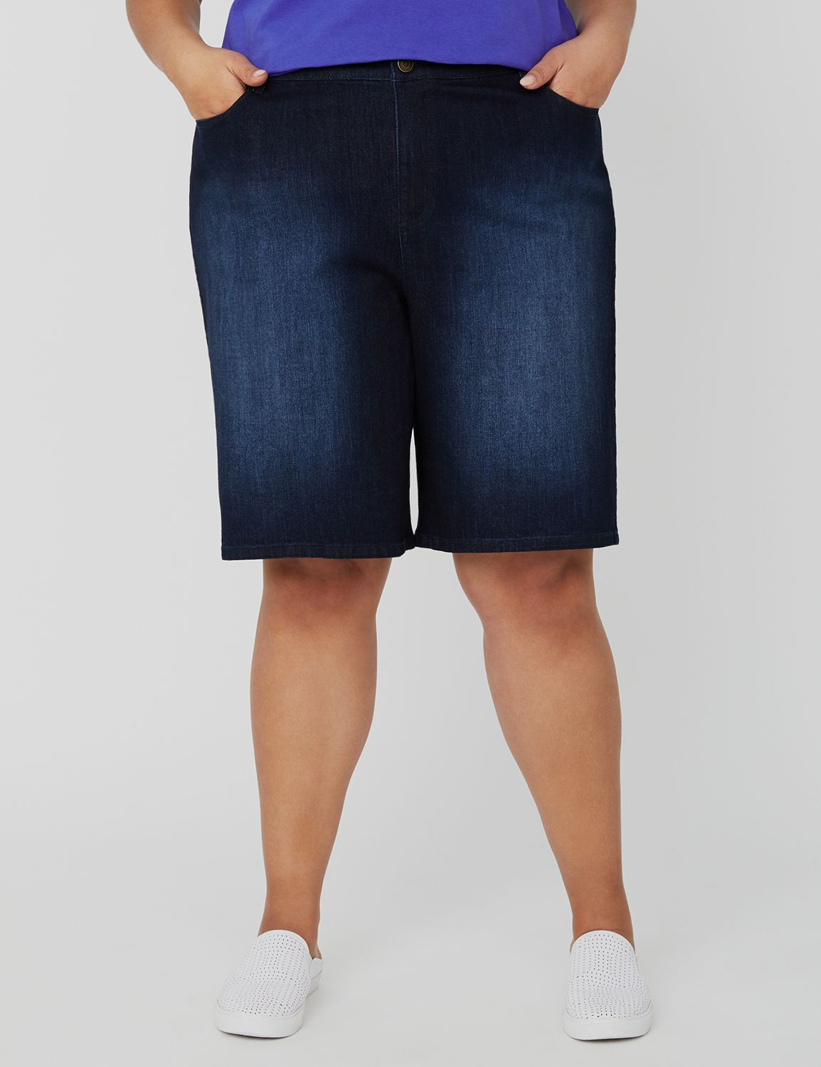 Timeless Denim Short 1090166 DENIM SHORT - 9