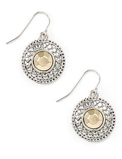 Silver Serenade Earrings
