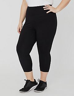 High-Rise Active Legging Capri