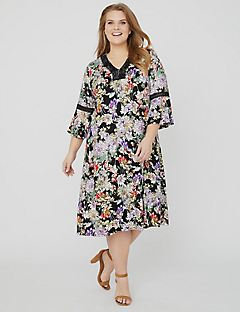 Floral Meadow Dress