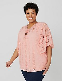 Elevated Lace Top