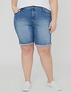 Boardwalk Denim Short