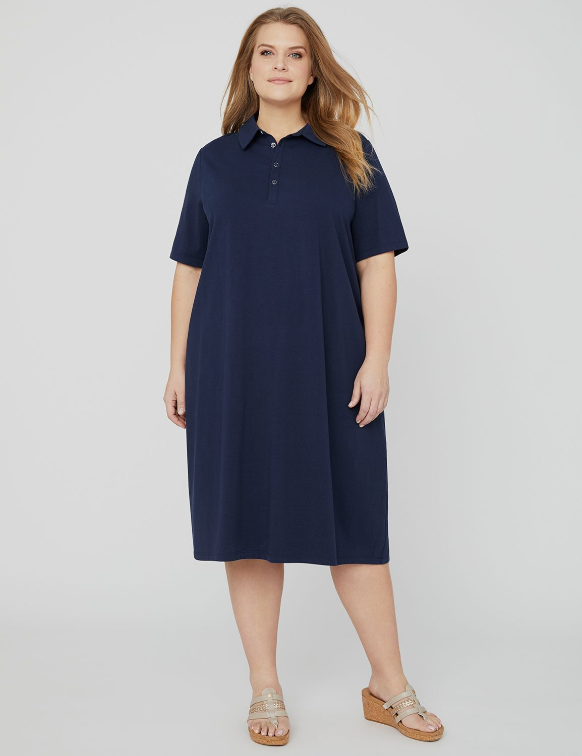 Suprema Polo Dress 1090899 Suprema Polo Dress MP-300105856