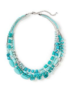 Deep Sea Turquoise Necklace