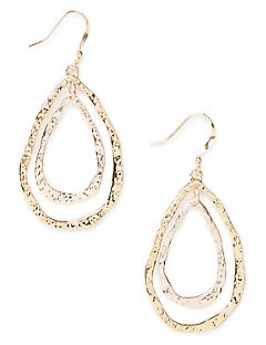 Teardrop Duet Earrings
